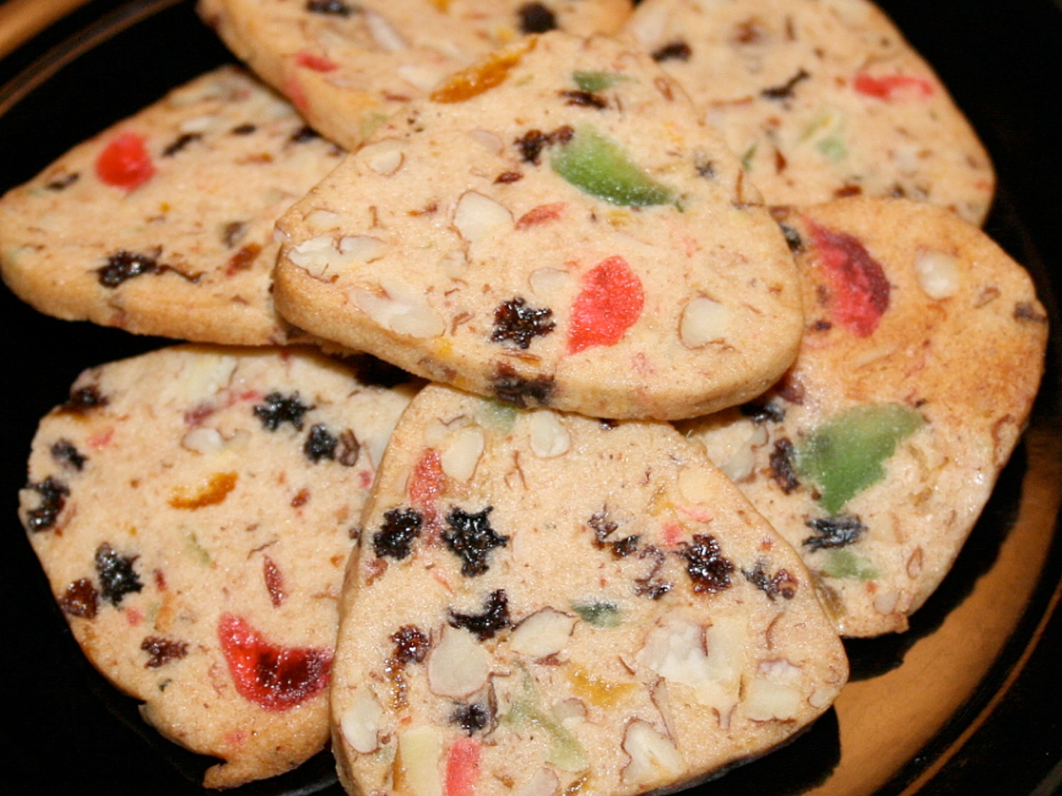 Christmas Fruit Cookies Latest Cooking Recipe