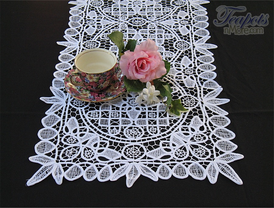 A Little Lace A Little Linen Tea Party Ideas Recipes