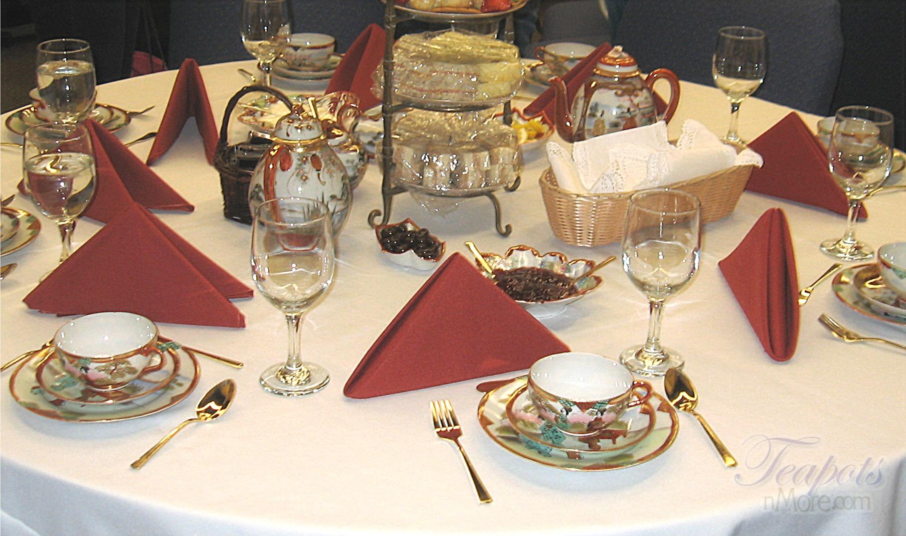 Japanese Dinner Party Ideas Part - 38: Japanese Geisha Girl Tea Table